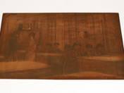 Schoolroom printing plate