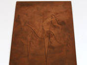 Dancers printing plate
