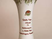 Hollóháza Vase