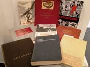 Books from the past (9pcs)