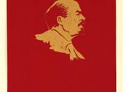 Lenin placard