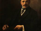 Portrait of Ferenc Herczeg