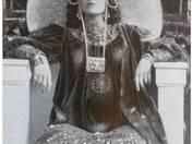 Aladár Kacziány: Portrait of Zichy Eleonóra