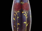 Atr Nouveau vase by Csihalek Ferenc