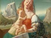 Hungarian Madonna