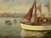 Port at Istambul