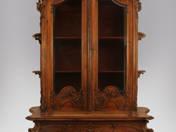 Neo-rococo Salon Cabinet