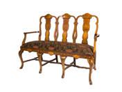 6 piece Dutch Baroque sofa set
