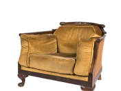 4-piece eclectic sofa set (around 1930 )