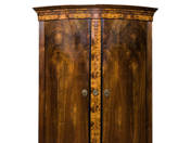 Biedermeier Cabinet from the Heritage of Vilmos Zsolnay