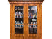 Biedermeier Bookcase from the heritage of Ányos Jedlik