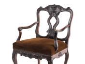 Eclectic Armchair in Pair