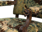 Historical armchairs
