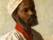 Portrait of Hadzsi Ibrahim
