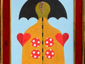 Icon with umbrella (2000)
