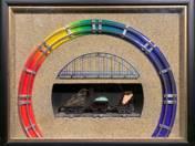 Rainbow tunnel (2004)