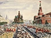Jenő Szervánszky: Holiday in Moscow I-II.