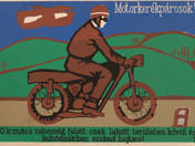 Motorcyclists! - poster