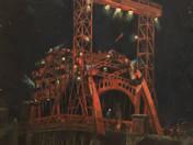 Bridge consruction