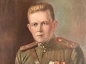 Lajos Medvey: Portraits of soldiers 4 pcs