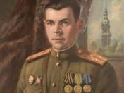 Portraits of soldiers 4 pcs