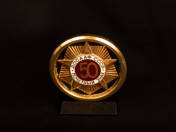 CCCP table decoration is 50 years old