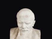 Thinking Lenin's bust