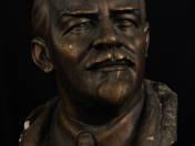 Lenin bust