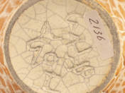 Géza Gorka: Pot with  cracked glaze