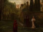 Vince Hende: Renaissance scene
