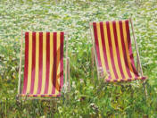 Deck Chair on the Meadow (2008)