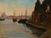 Canal Grande of Venice