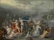 Poseidon and Amphitrite (ca. 1630)
