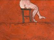 Woman Sitting on the Terrace (2010)