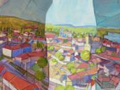 Bird's Eye View of Szentendre (2019)