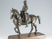 Bartolomeo Colleoni on a Horse
