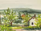 Hilly landscape (1965)