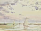 Sailing Boats in Siófok