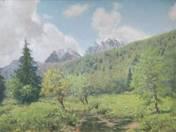Landscape of Tatra