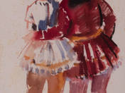 Traditional Costume of Mohács (1959)