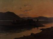 Ferrying at Dawn